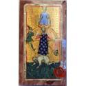 Tarot Agni Roerich set.