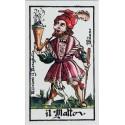 ART DECO Fortune-telling cards
