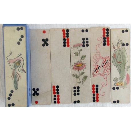 Santillana playing cards.Spain
