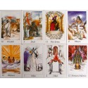Fortune-telling deck from Czech