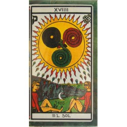 Astro Tarot - from Czech.