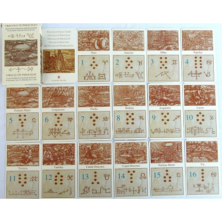 Lenormand fortune-telling cards- Set