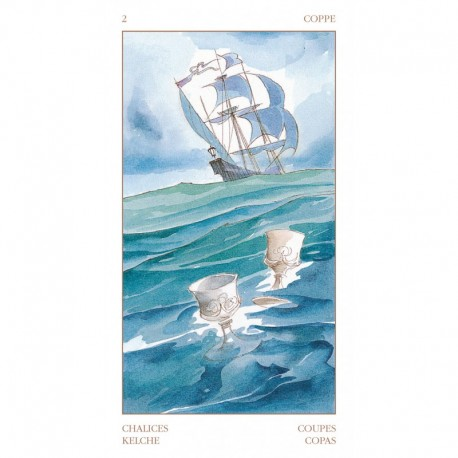 Thoth Tarot deck  -  edition 1983