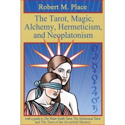 Alchemy and the Tarot - companion book.