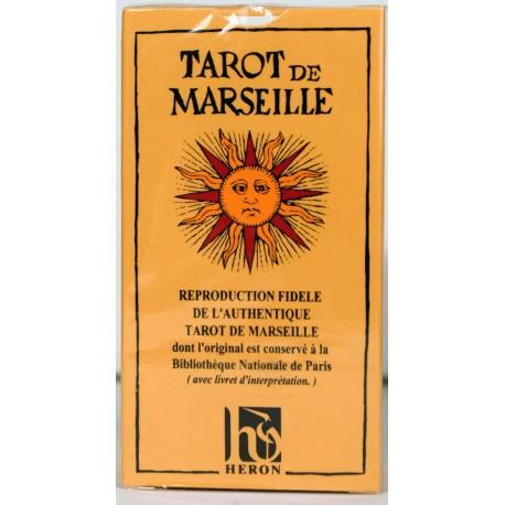 Tarot de Marseille - Heron
