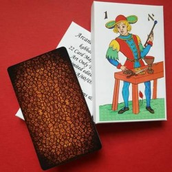 22 Arcanes du Tarot kabbalistique