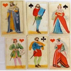 Chiari deck of cards.