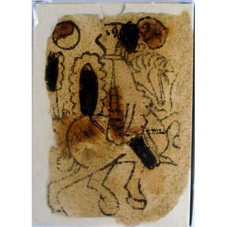 Moorish playing cards
