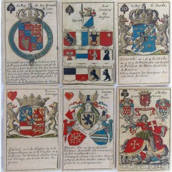 Marquis of Brianville coat of arms game