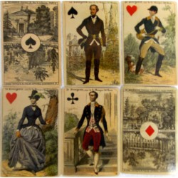 Imperial deck of cards