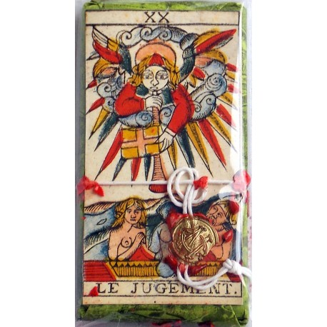 Marseille (Swiss) - Major Arcana