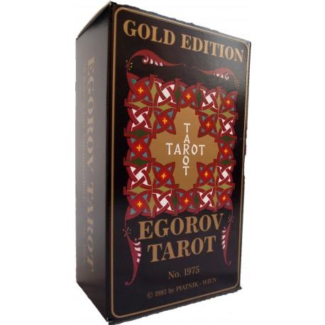 Golden Egorov Tarot