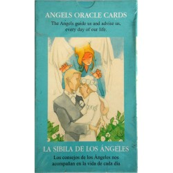 Angels Oracle Card Deck