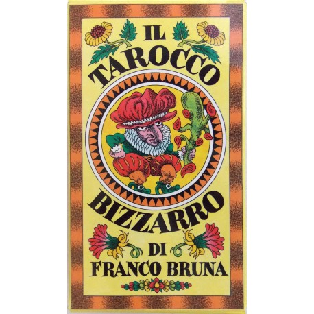Tarocco Bizzarro DI Franco BRUNA