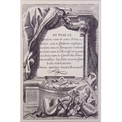 Strumenti E Musici-Bonanni - 1658/1698