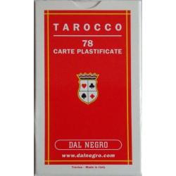 TAROT PIEMONTESE - RED