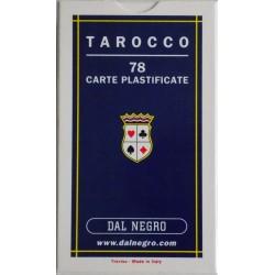 TAROT PIEMONTESE - Blue