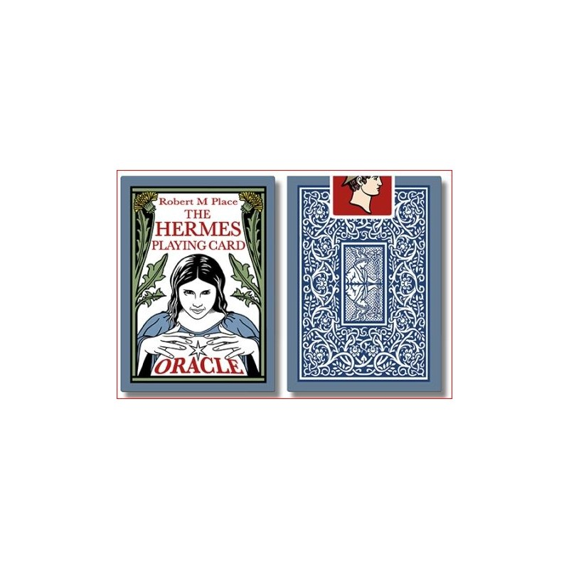 The Hermes Playing Card Oracle - Tarot Bulgaria ltd