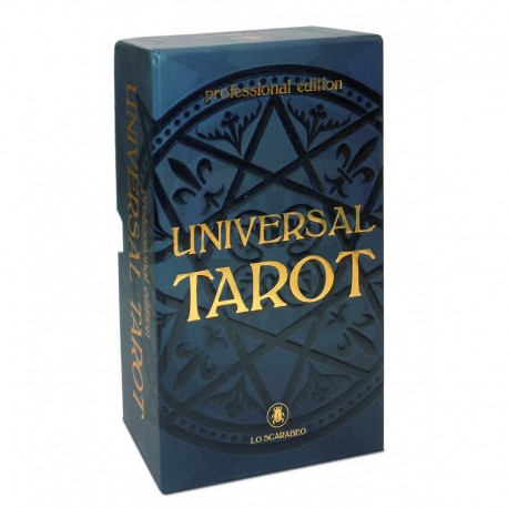 Universal Tarot proffesional edition.