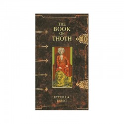 The Book of Thoth- Etteilla Tarot