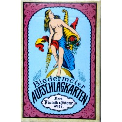 Biedermaier Fortune-telling cards