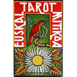 Basque Mythical Tarot - Printed 1982