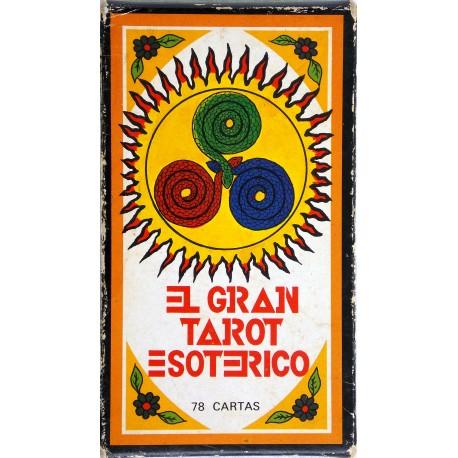 El Gran Tarot Esoterico - vintage