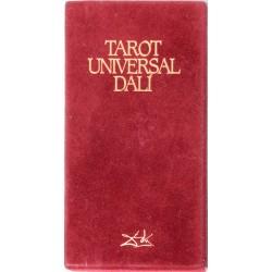 Salvador Dali tarot - gold edge edition.