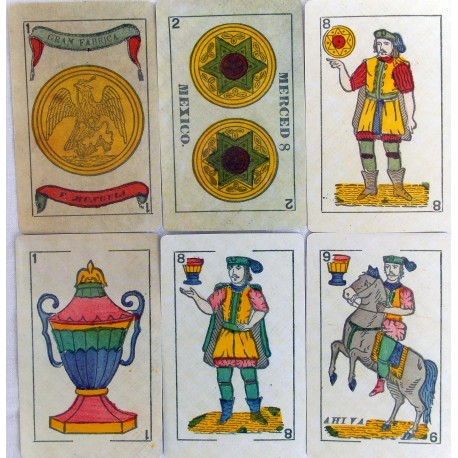 """La Campana"" Spanish playing cards"