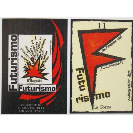 """Futurismo """"Numero 2"""""""