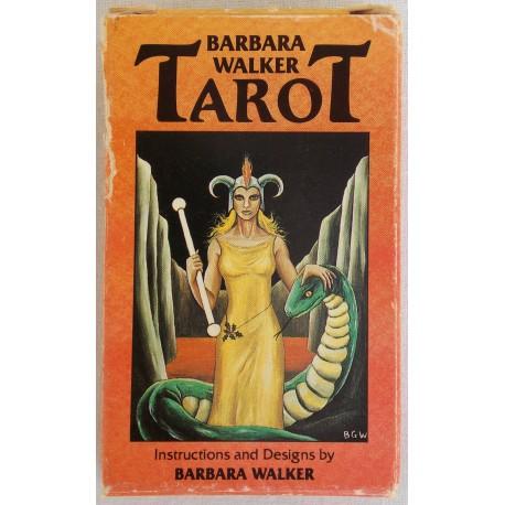 Barbara Walker Tarot - 1986