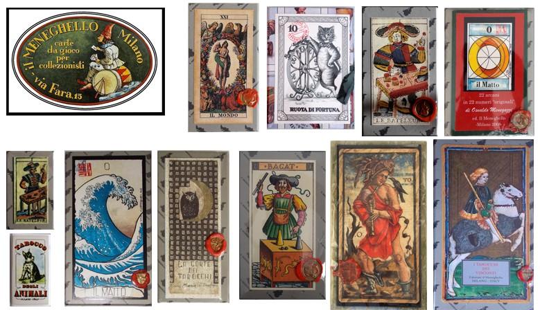 Карти Таро за колекционери и ценители.